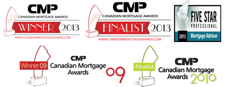 Canadian Mortgage Awards Finalist 10